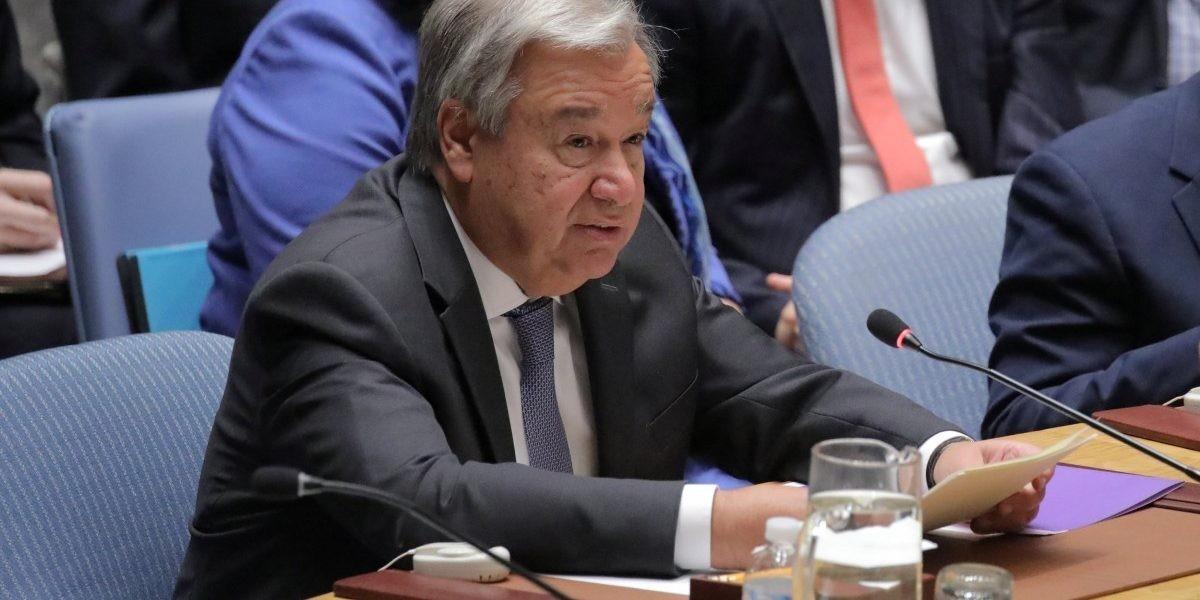 UN Chief Asks India, Pakistan to Exercise 'Maximum Restraint'