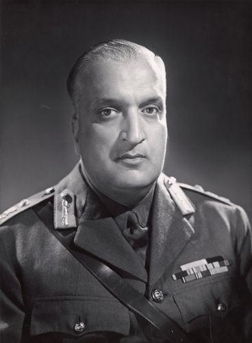 Sir Hari Singh Bahadur Maharaja of Jammu and Kashmir 1944