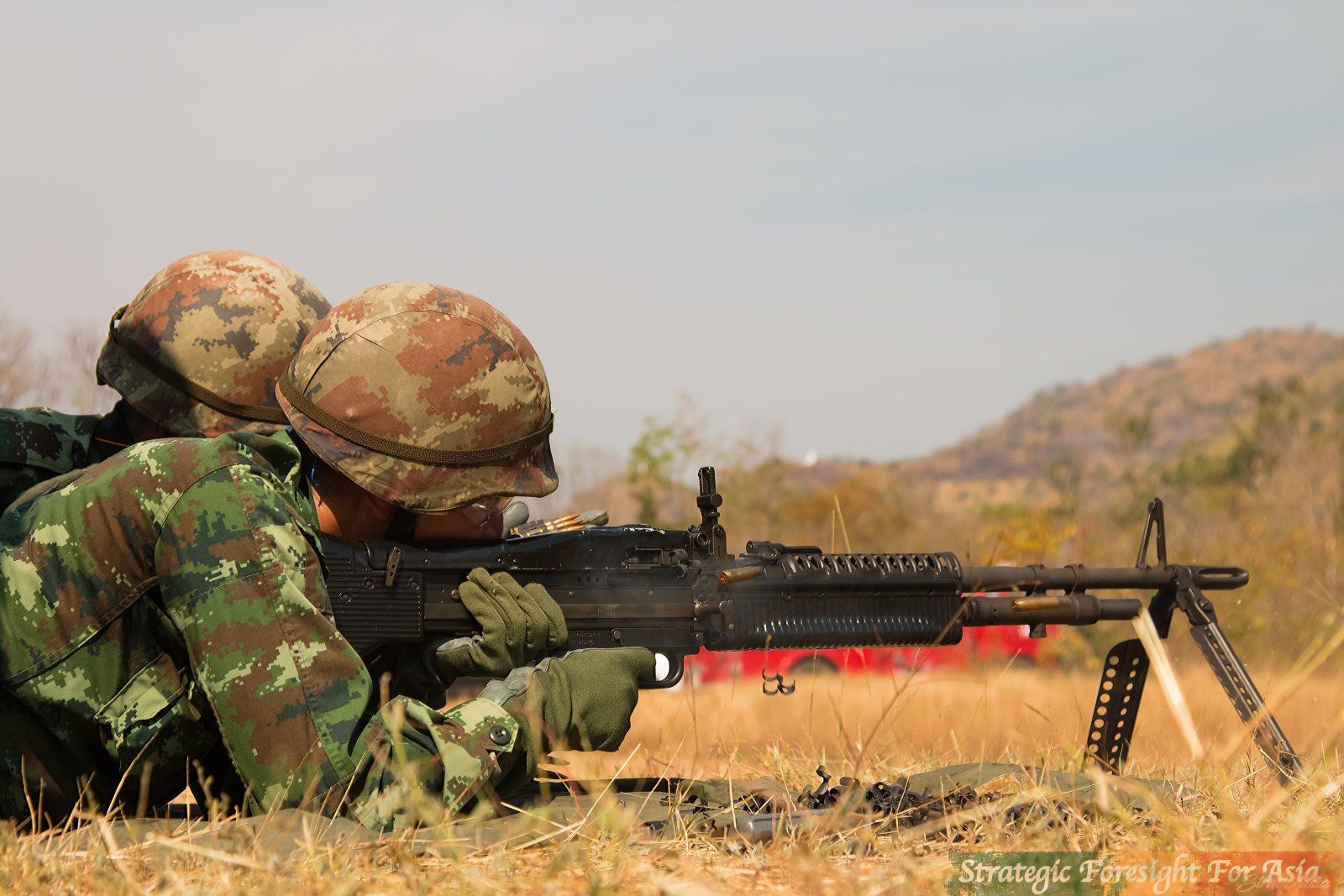 armed army gun 35825