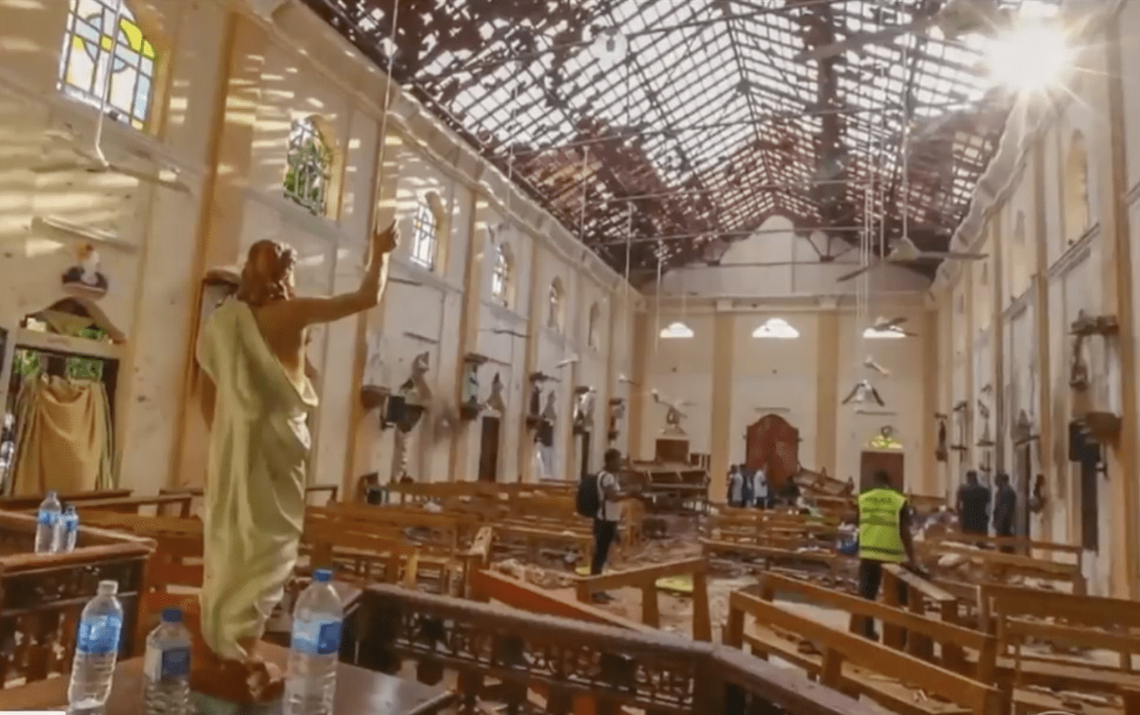 Was 'Easter Bombings' in Sri Lanka Driven by Conflicting Political Interests?