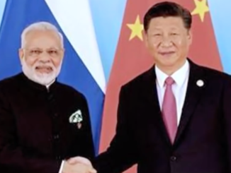 India Attempting to Appease China on Kashmir