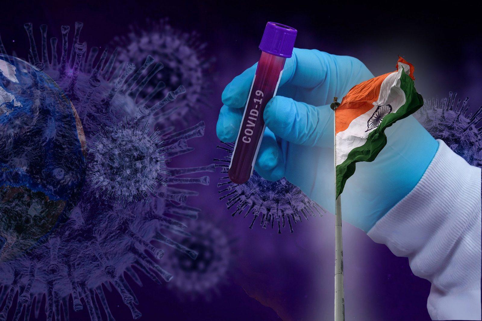 COVID Politics in India