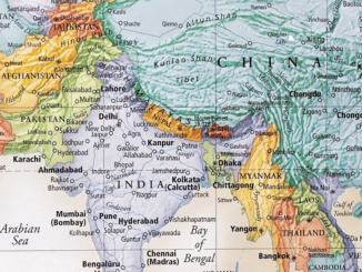 The Geostrategic Aspect of China-India Riddle