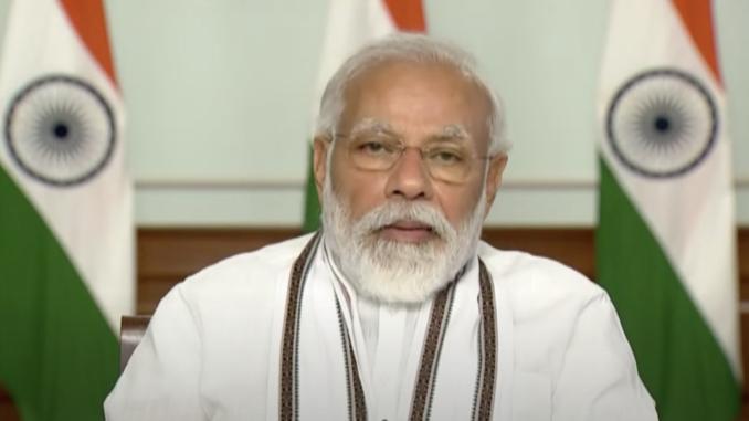 Modi Downplays India's Democratic Cum Economic Decline