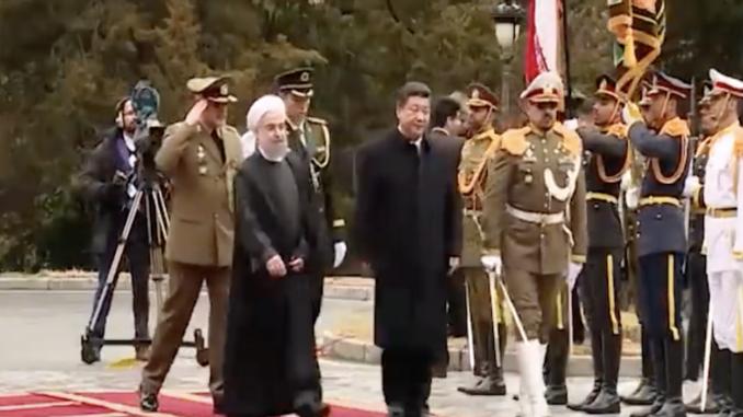 Unforeseen Trap for India in the Sino-Iran Strategic Partnership