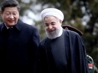 China-Iran Deal and Changing Regional Politics