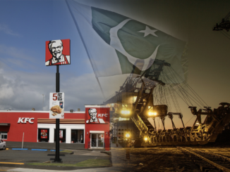 Tricky Triangle: Pakistan Caught between Colonel Sanders and the Iron Brother