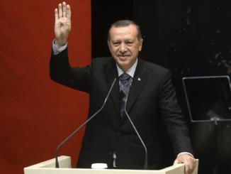 Hypocrisy of Erdogan