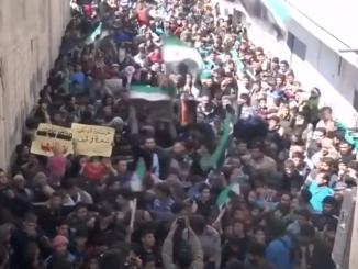 Arab Spring In Syria