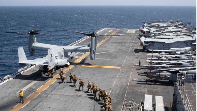 US-China Military Build-Up in South-China Sea and its Implications on Regional Peace