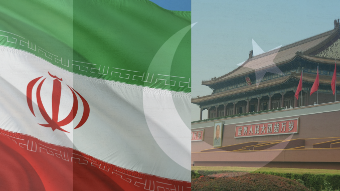 China-Iran Strategic Pact: Window of opportunity for Strengthening Pak-Iran Relations