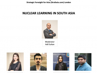 NUCLEAR LEARNING IN SOUTH ASIA