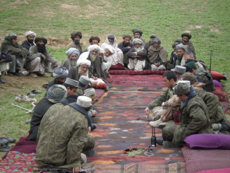 """""""Absolutely Not"""" & the Future of Afghan Peace Process"""