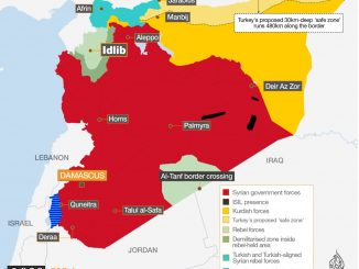 Syrian Conflict: A Decade of Fighting