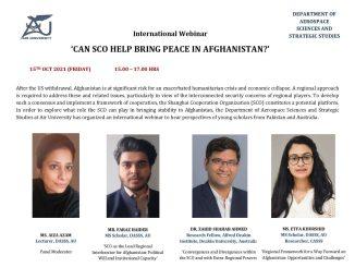 """CAN SCO Help Bring Peace in Afghanistan"""